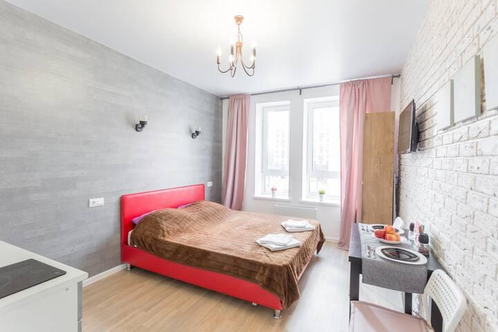 Cozy apartment near VKO airport