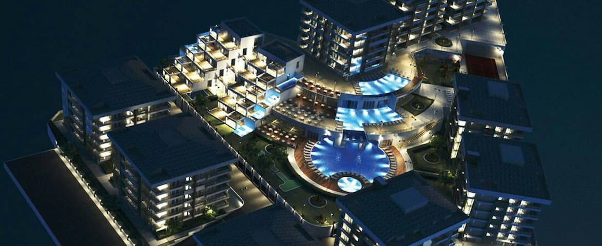 ALANYA / ANOTHER WORD COMPLEX - Çıplaklı Belediyesi - Apartment