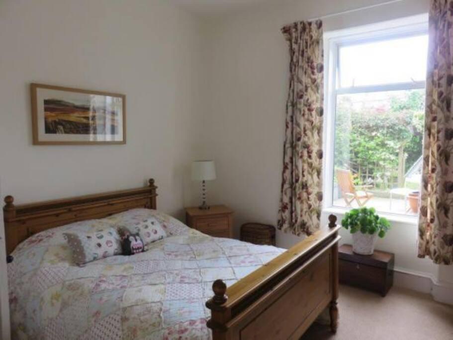 Specious Double Bedroom
