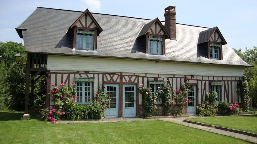 LA PELCOTERIE Gîte normand - La Noé-Poulain
