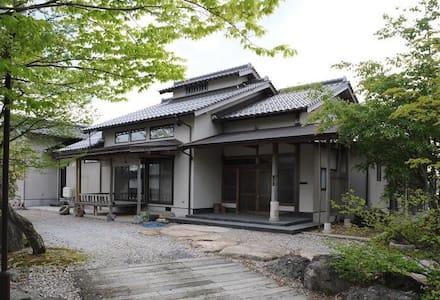 貸別荘 欅庵 /The hotel 「Keyakian」in Hiruzen