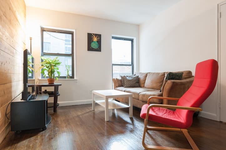 Heart of New York City: Private Room in Midtown - New York - Daire