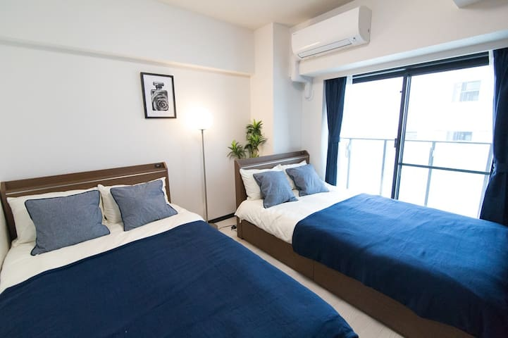 93# Great access from Shinjuku 03 - Shinjuku - Apartamento