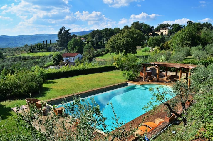 dependance in villa Toscana - Pistoia - Hus