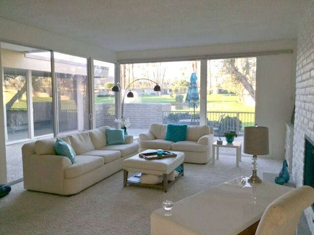 Indian Wells Casa Dorado 2 bd home, 30+ days stays