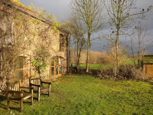 Ferienwohnung Nr. 1  Biohof Ihlow im Naturpark
