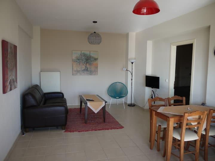 Family Holidays- Portela Apartments Kastri (A5/A6)
