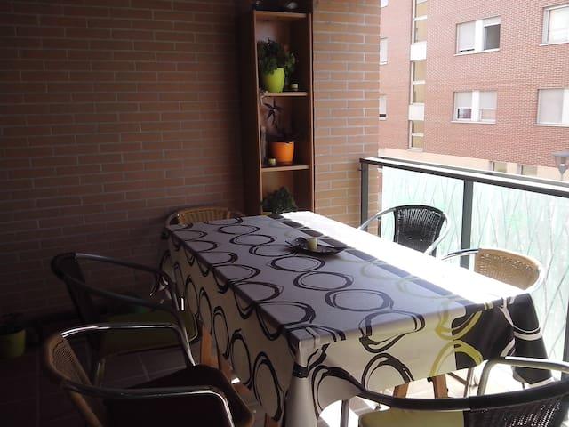 Habitación en piso compartido - Pamplona - Flat