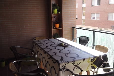 Habitación en piso compartido - 팜플로나 - 아파트