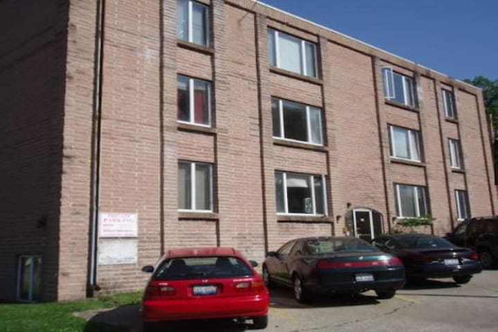 2 Bed Apartment in Urbana - Urbana - Flat