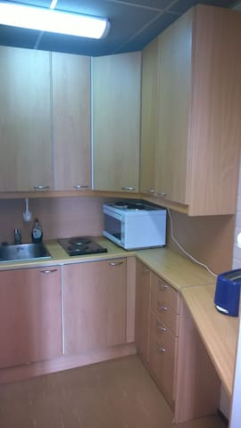 Functional single-room apartment in city centre - Seinäjoki - Leilighet