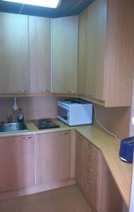Functional single-room apartment in city centre - Seinäjoki - Appartement