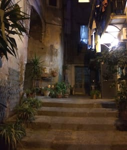50 steps from Piazza Dante - Flat