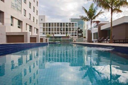 Flat Hotel Blue Tree Jade, Luxo! - Brasília