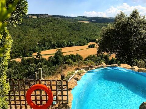 Masia completa amb piscina Solsona/Cardona  GALLS