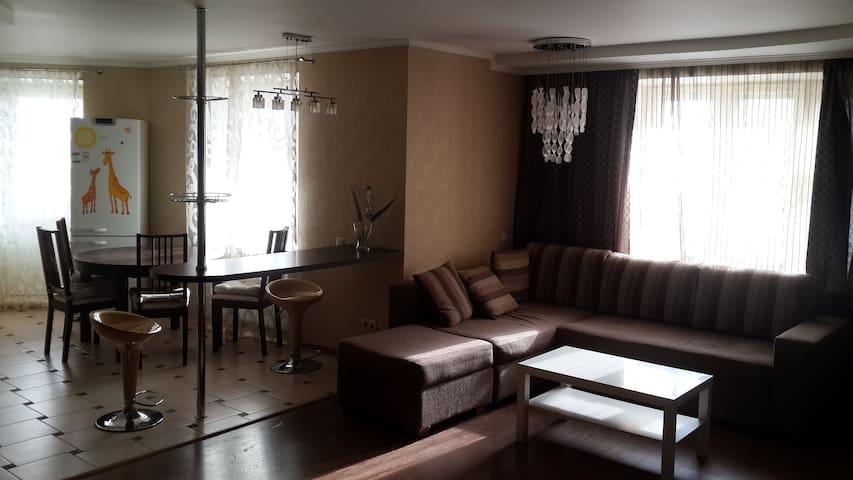 Уютная 2х комнатная квартира - Ufa - Apartment