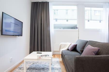 Superior Studio Apartment Basement