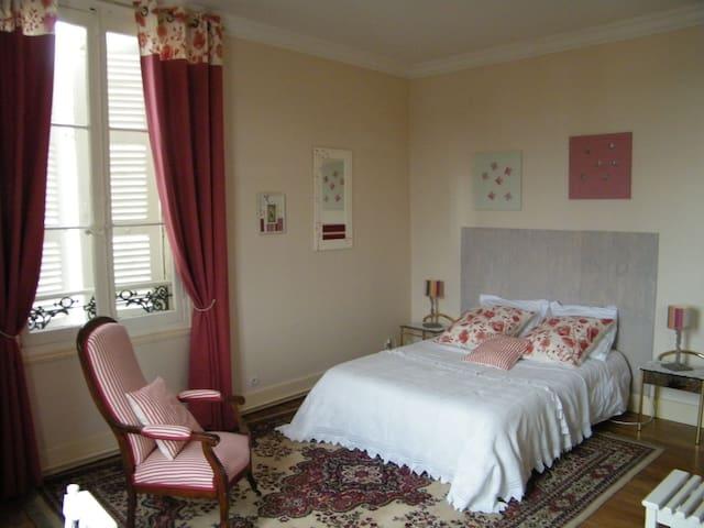 Chambre d'hôtes Grand Angle - Loches - Casa de hóspedes