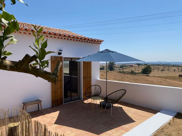 Costa Vicentina cottage with a view