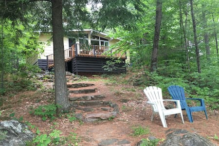 Lakefront cottage  - 35 min from Ottawa - Val-des-Monts