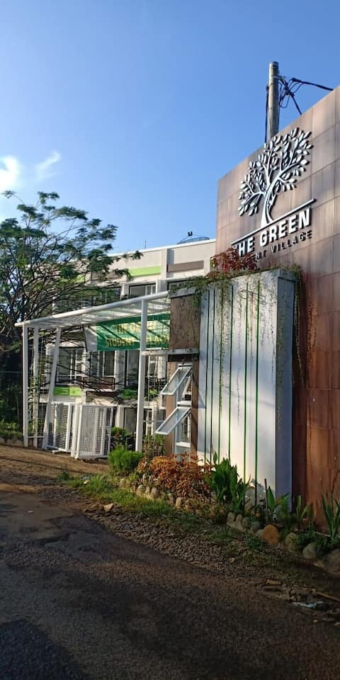 AparKost Syariah, The Green - Student Village