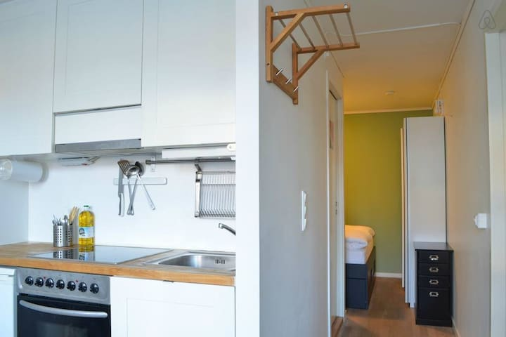 Comfy private apt. in the heart of Nordnes