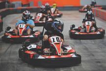 Ultimate Karting Sydney.