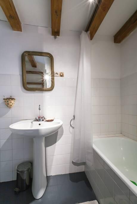 WC/salle de bains