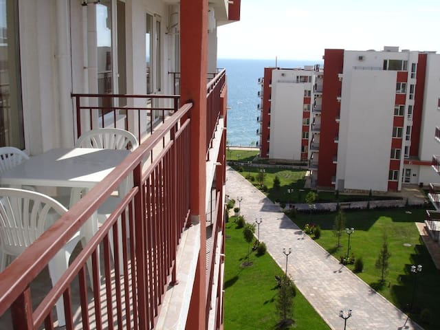 1-bedroom apartment in Panorama Fort Beach