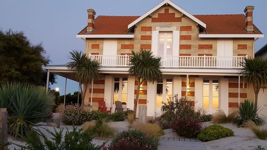 Soulac/Mer : Maison face à l'océan - Soulac-sur-Mer - Hus