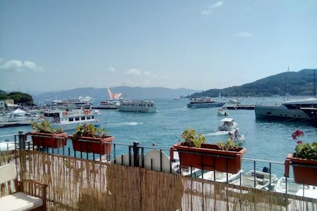 Portovenere - Terrace with a view - Portovenere - Appartement