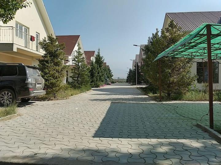 Дом на первой линии побережье Иссыкуля!