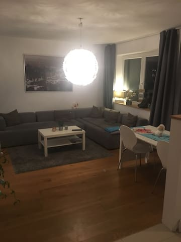 Central City-Appartement - München - Apartment