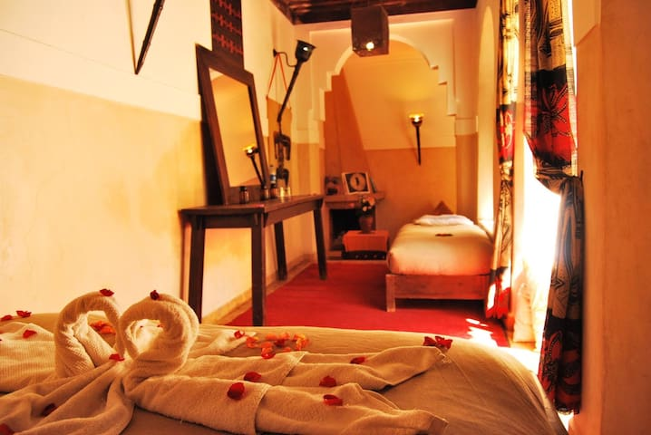 The Dogon Suite @Riadbamileke - Marrakech - Bed & Breakfast