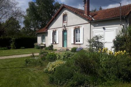 Découverte de l'Yonne - Joigny - Rumah