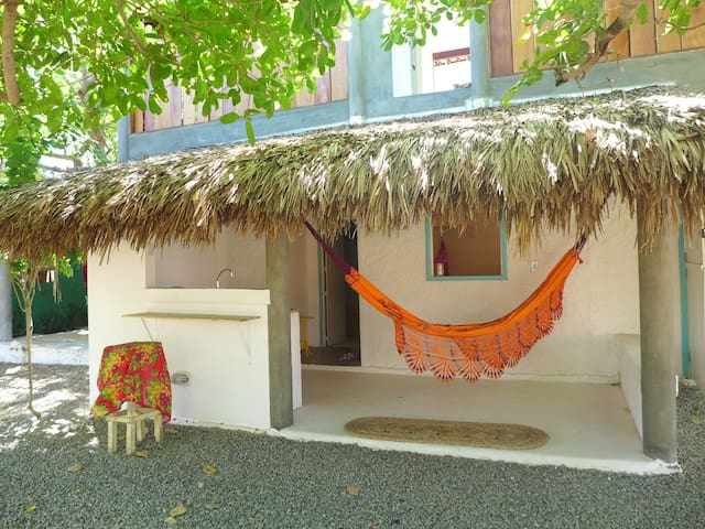 Garden Studio for 2 with private bathroom - Jericoacoara - Apartament