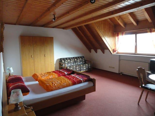 Doppelzimmer, Ansicht 5