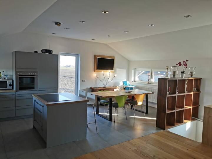 Mieszkanie na spokojnej Wsi / Wohnung auf dem Land