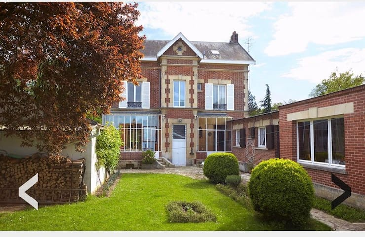 Lovely house close to chantilly's castle - Vineuil-Saint-Firmin - Casa