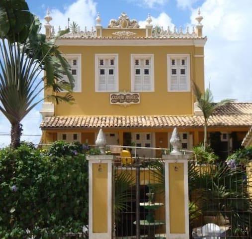 Casarao Amarelo Suite 2 - Itacaré - Talo