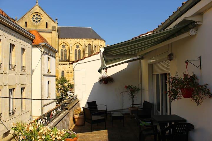 En plein centre de Bergerac - Bergerac - Lägenhet