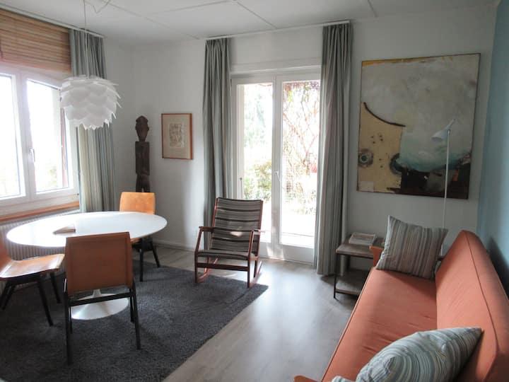 Wohnung mit Blick auf Bern