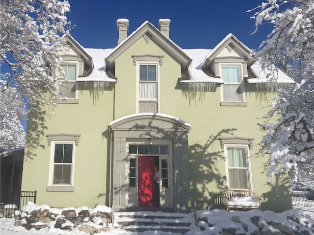 Historic Gothic Revival in Downtown Provo - Provo - Maison