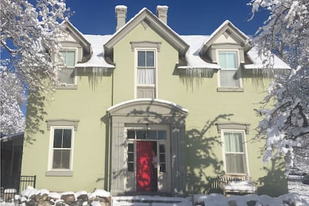 Historic Gothic Revival in Downtown Provo - Provo - Haus