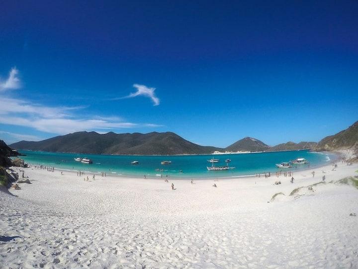 SUITE'S REGINA (1)/ Arraial do Cabo