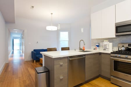 Open 3 BR/2 BA SoMa Apartment Flat - San Francisco - Wohnung