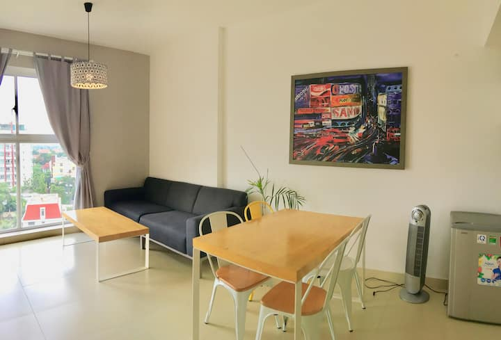 GREEN View ✿ 2BR #Thao Dien Dist 2 | 15' to Center