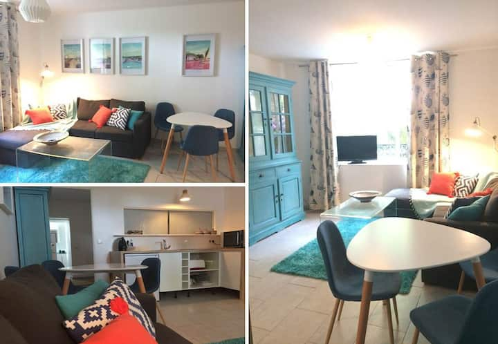 Bel appartement Auray centre St Goustan 10Km plage