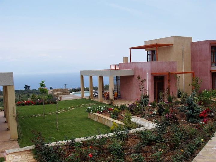 Two Villas  in Xylokastro Corinthias