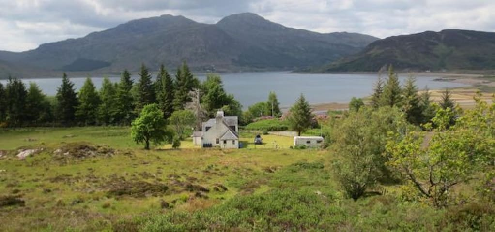 Skye & the Highlands - a great base for exploring - Glenelg - Alojamiento vacacional